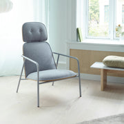 Normann Copenhagen - Pad Lounge Chair High or Low - Relax Stoel