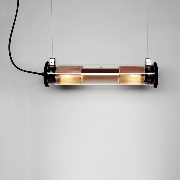 DCW Editions - DCW Editions - In The Tube - Suspension Kit Lampen - Houtmerk