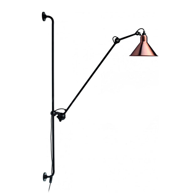 DCW Editions - DCW Editions - Lampe Gras 214 - Wandlamp Lampen - Houtmerk