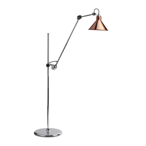 DCW Editions - DCW Editions - Lampe Gras 215L - Vloerlamp Lampen - Houtmerk
