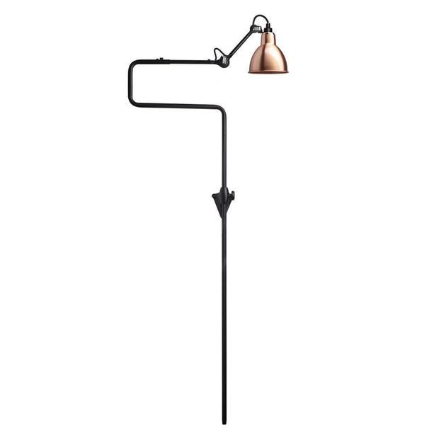 DCW Editions - DCW Editions - Lampe Gras 217 - Wandlamp Lampen - Houtmerk