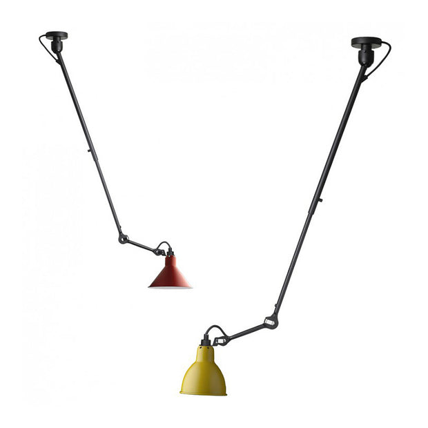 DCW Editions - DCW Editions - Lampe Gras 302 - Plafondlamp Lampen - Houtmerk