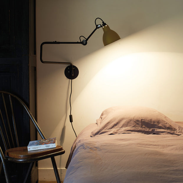 DCW Editions - DCW Editions - Lampe Gras 303 - Wandlamp Lampen - Houtmerk