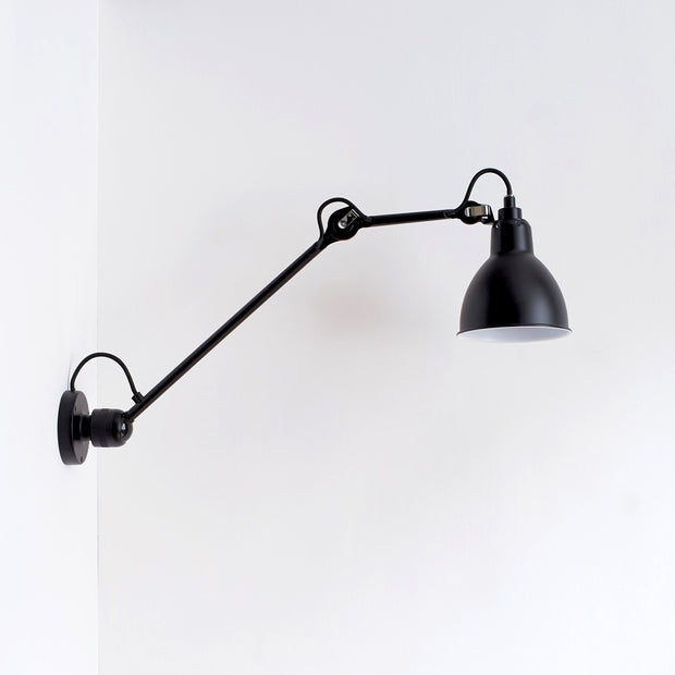DCW Editions - DCW Editions - Lampe Gras 304L40 - Wandlamp Lampen - Houtmerk