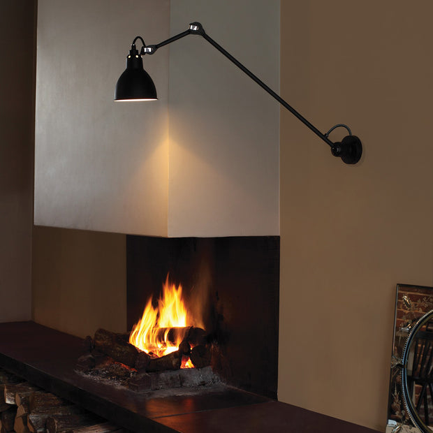 DCW Editions - DCW Editions - Lampe Gras 304L60 - Wandlamp Lampen - Houtmerk