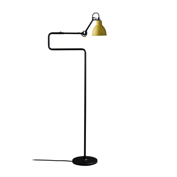 DCW Editions - DCW Editions - Lampe Gras 411 - Vloerlamp Lampen - Houtmerk