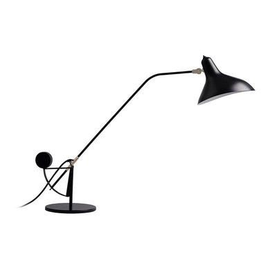 DCW Editions - DCW Editions - Mantis BS3 - Tafellamp Lampen - Houtmerk