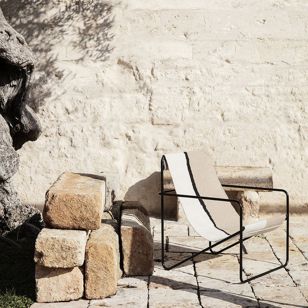 Ferm Living - Desert Lounge Chair - Tuinstoel