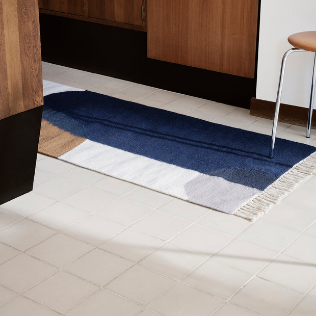Ferm Living - Kelim Rug of Runner - Vloerkleed of Loper