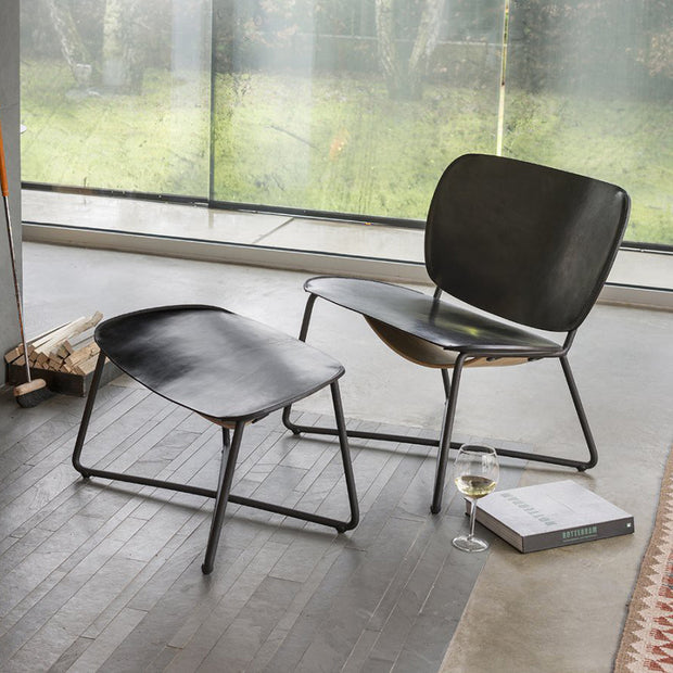 Functionals - Miller Lounge Chair - Fauteuil
