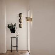 Gubi - Wall Lamp Brass - Wandlamp messing