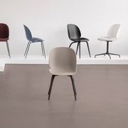 Gubi - Beetle Dining Chair Fully Upholstered- Stoel