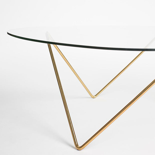 Gubi - Pedrera Lounge Table - Salontafel
