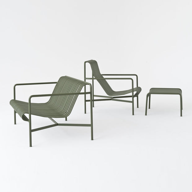 HAY - Palissade Lounge Chair Low - Lounge stoel
