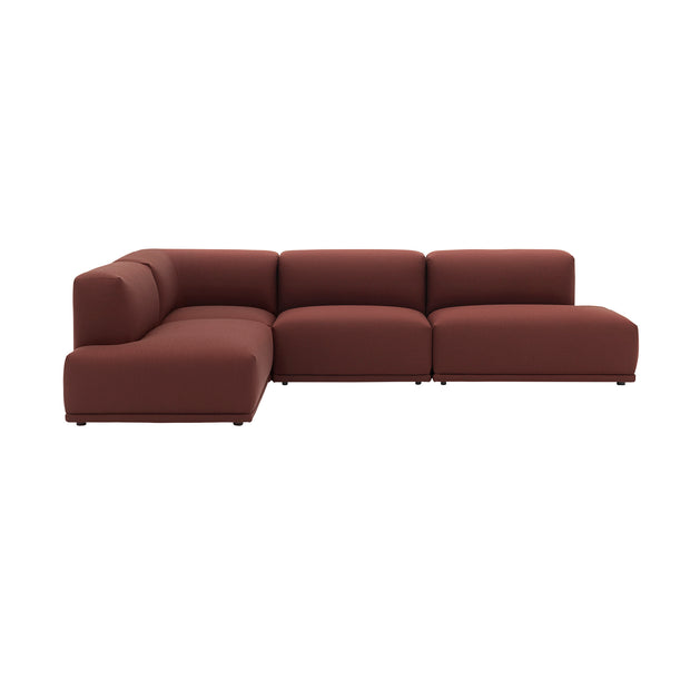 Muuto - Connect Sofa - Bank Module C - Midden Lang