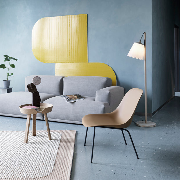 Muuto - Fiber Lounge Chair - stoel