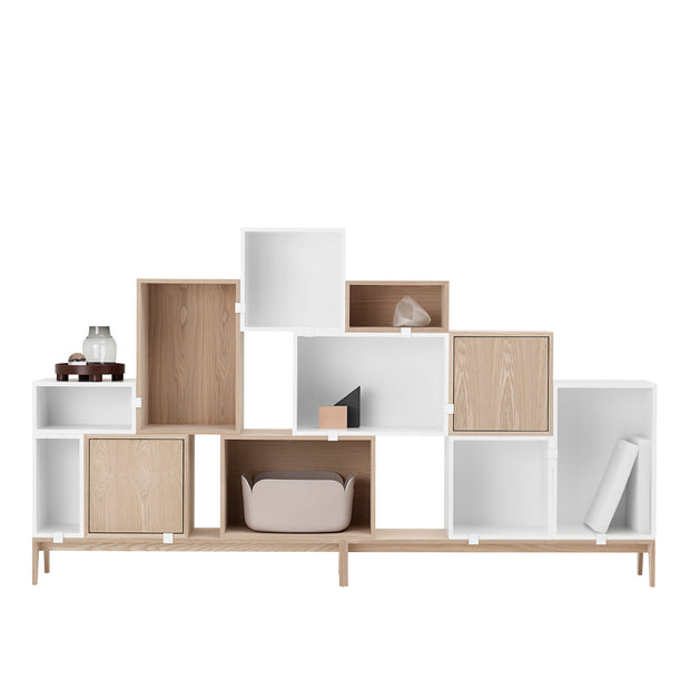 Muuto - Muuto - Stacked - Kast Modules Kasten - Houtmerk