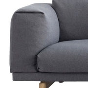 Muuto - Rest Sofa - Bank 3-zits