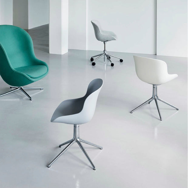 Normann Copenhagen - Hyg Dining Chair - Stoel Full Upholstery
