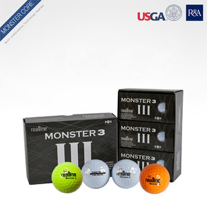 Monster III Ultra Distance X Green-side Control