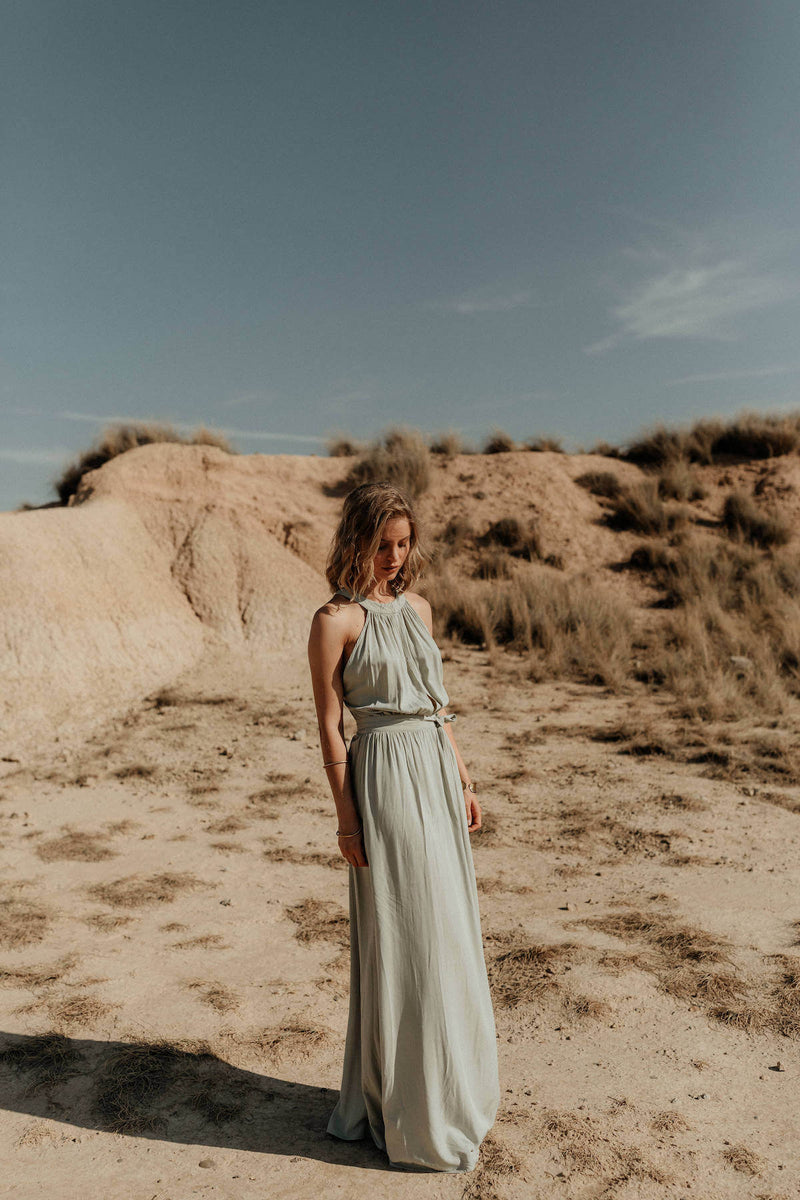 KAIA Dress Sea Foam
