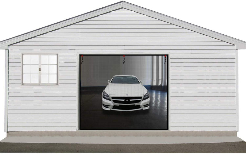 MAGZO Garage Door Screen, Perfect Door Net for Garage