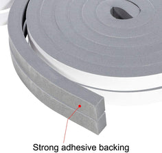 Windows Sealing Tape Thick High Density Soundproof Door  10 In A Pack