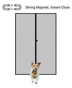 MAGZO Custom Magnetic Screen Door