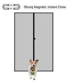 MAGZO Custom Magnetic Screen Door -Small