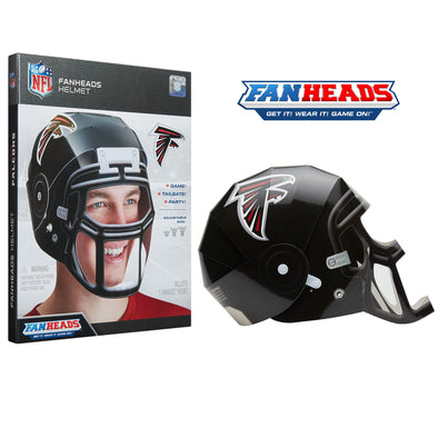Atlanta Falcons FanHeads packaging
