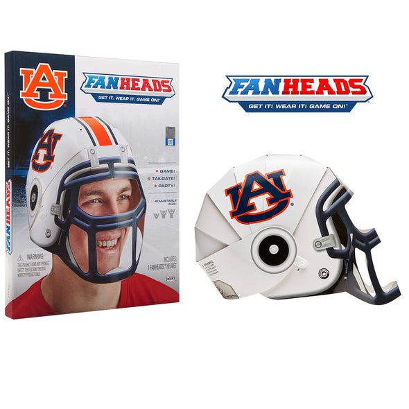 Auburn University Tigers FanHeads packaging
