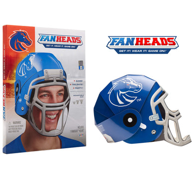Boise State Broncos FanHeads packaging
