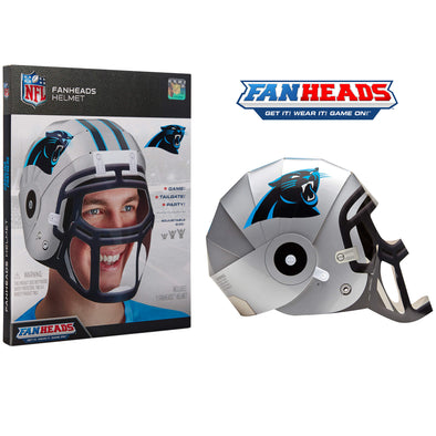 Carolina Panthers FanHeads packaging