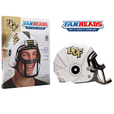 University of Central Florida Knights FanHeads packaging