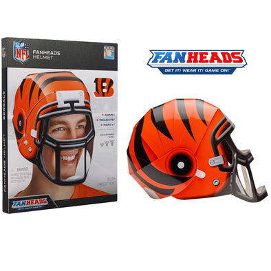 Cincinnati Bengals FanHeads packaging