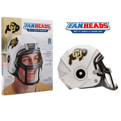University of Colorado Buffaloes FanHeads packaging