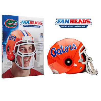 Florida Gators FanHeads packaging