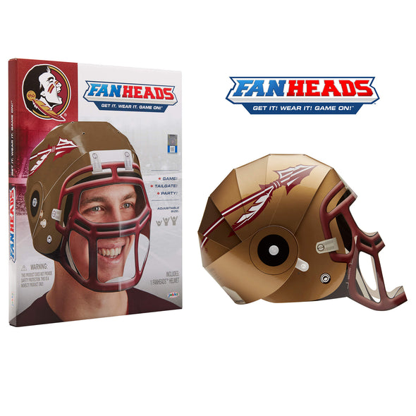 Florida State Seminoles FanHeads packaging