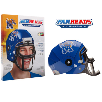 Memphis Tigers FanHeads packaging