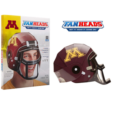 Minnesota Golden Gophers FanHeads packaging