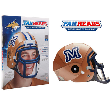 Montana State Bobcats FanHeads packaging