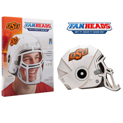 Oklahoma State Cowboys FanHeads packaging