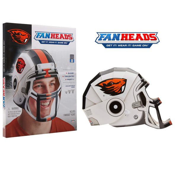 Oregon State Beavers FanHeads packaging