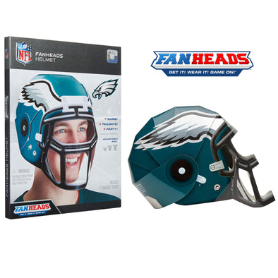 Philadelphia Eagles FanHeads packaging