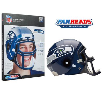 Seattle Seahawks FanHeads packaging