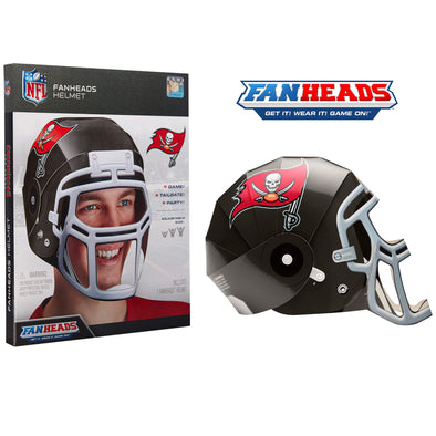 Tampa Bay Buccaneers FanHeads packaging