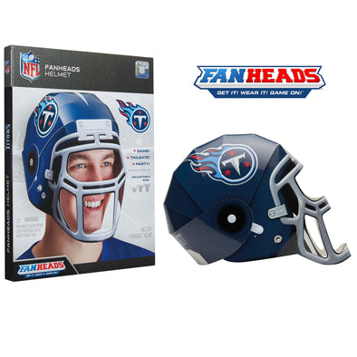 Tennessee Titans FanHeads packaging