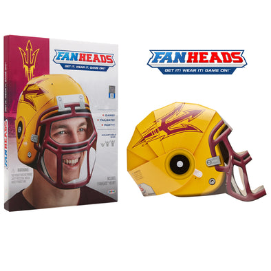 Arizona State Sun Devils Fanheads packaging
