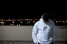 Load image into Gallery viewer, White Fall Classic 9to5 Hoodie