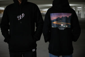 Black Fall Classic 9to5 Hoodie